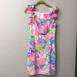 Lilly Pulitzer Dresses - Lily Pulitzer Steffi stretch shift dress 2. NWT
